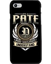 P-A-T-E X1 Phone Case thumbnail