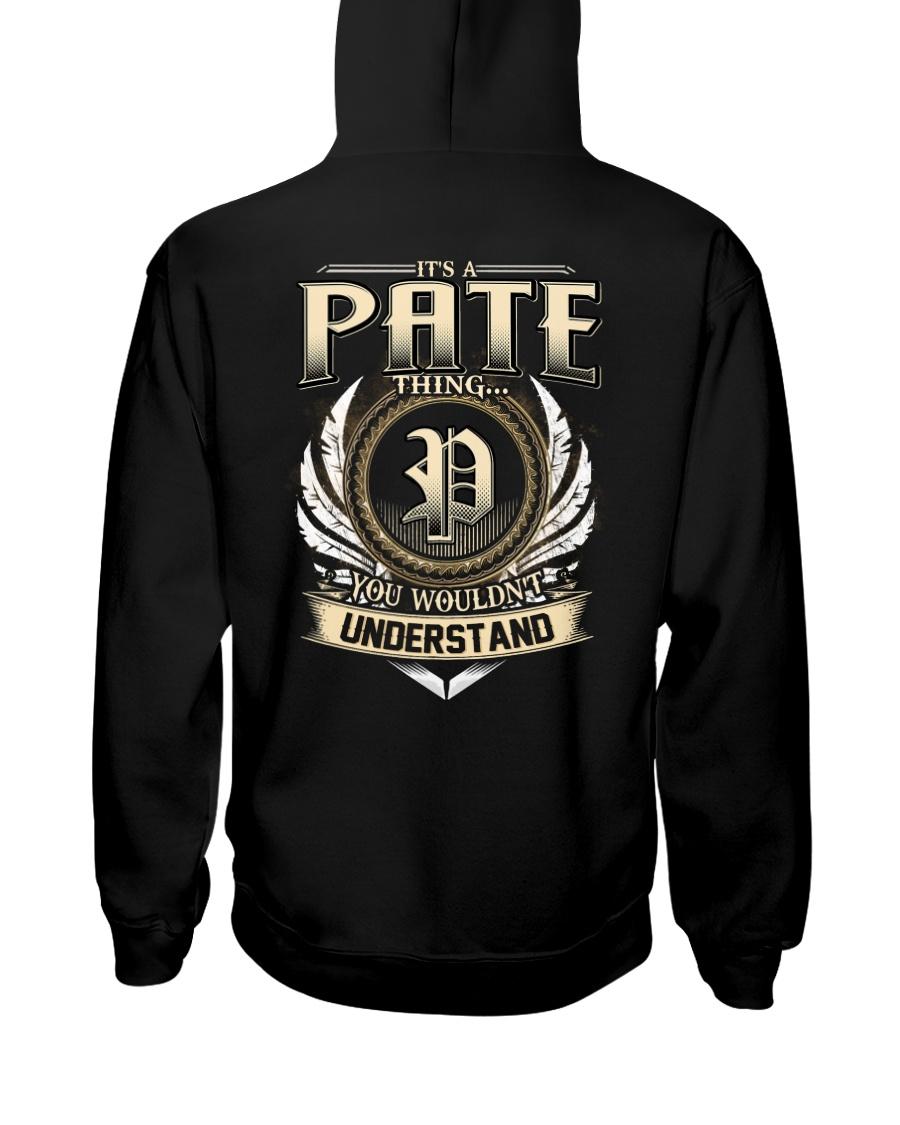 P-A-T-E X1 Hooded Sweatshirt