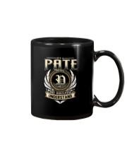 P-A-T-E X1 Mug thumbnail