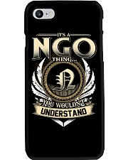 N-G-O X1 Phone Case tile