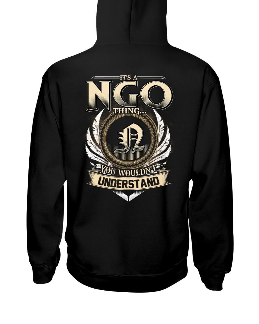 N-G-O X1 Hooded Sweatshirt