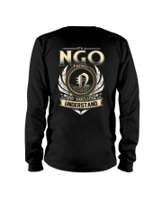 N-G-O X1 Long Sleeve Tee thumbnail