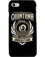 Q-U-I-N-T-A-N-A X1 Phone Case thumbnail