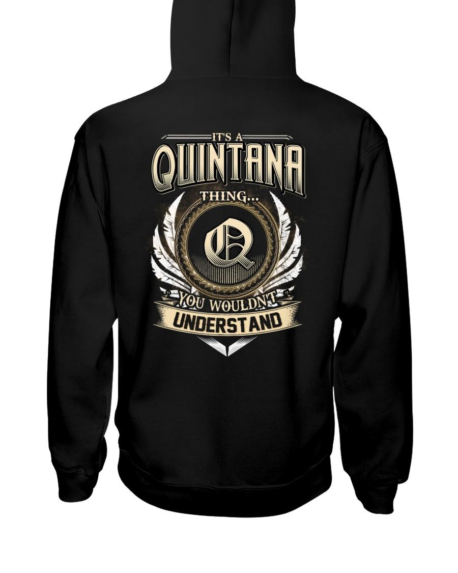 Q-U-I-N-T-A-N-A X1 Hooded Sweatshirt