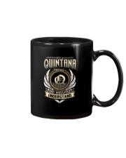Q-U-I-N-T-A-N-A X1 Mug thumbnail