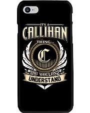 C-A-L-L-I-H-A-N k1 Phone Case tile