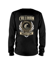 C-A-L-L-I-H-A-N k1 Long Sleeve Tee tile