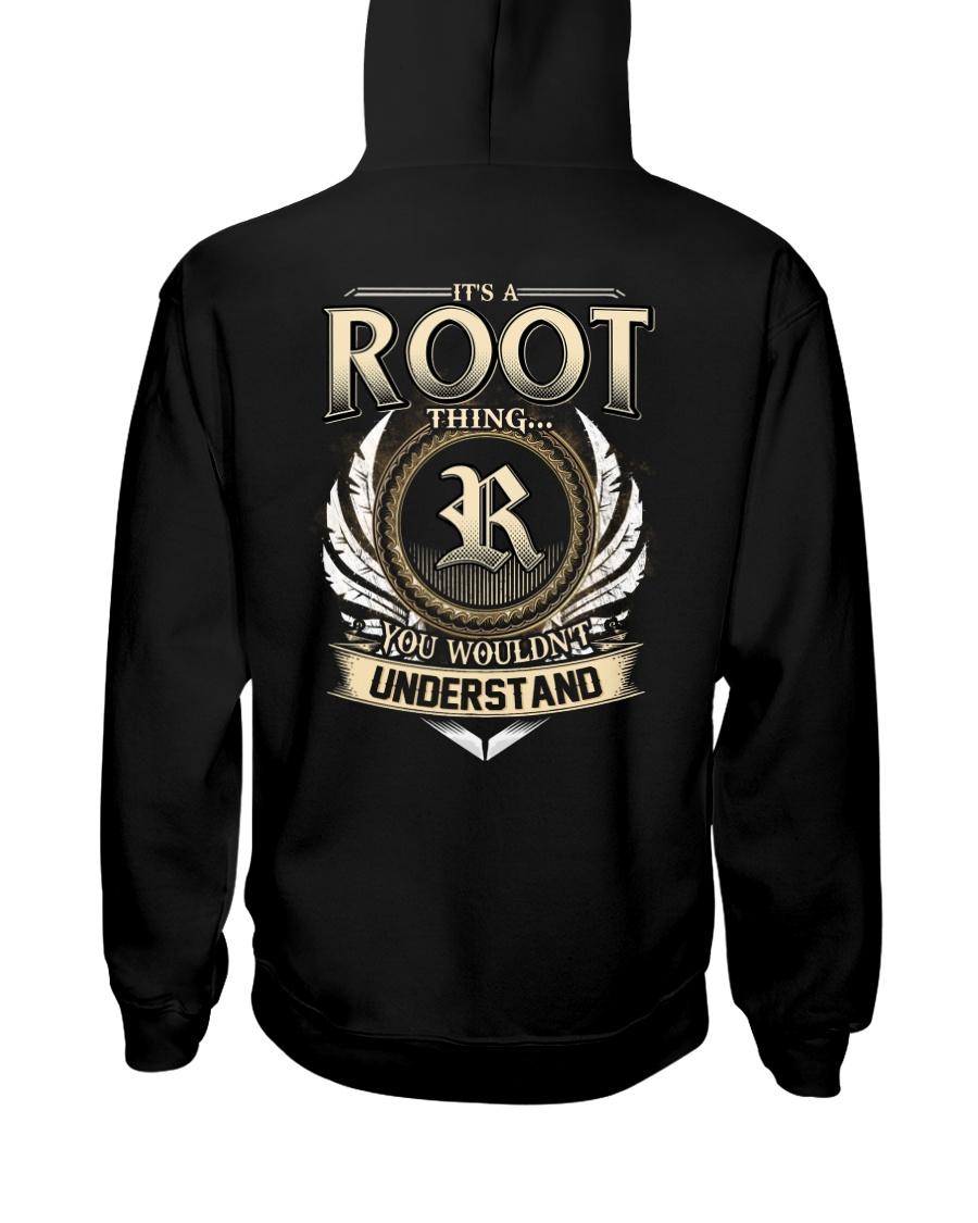 R-O-O-T X1 Hooded Sweatshirt
