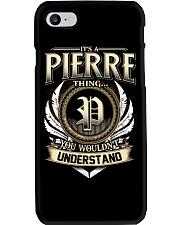 P-I-E-R-R-E X1 Phone Case thumbnail