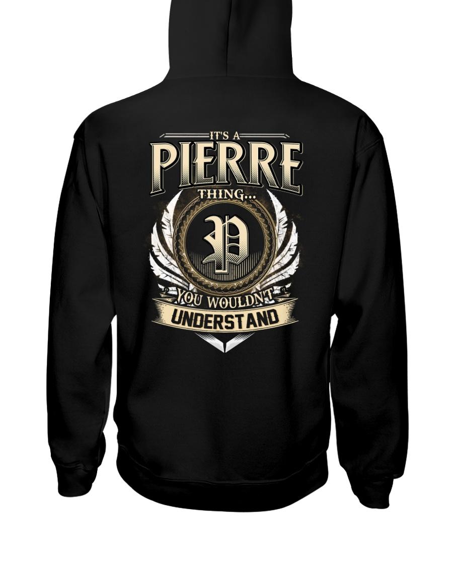 P-I-E-R-R-E X1 Hooded Sweatshirt