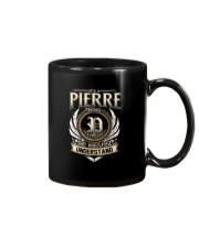 P-I-E-R-R-E X1 Mug thumbnail