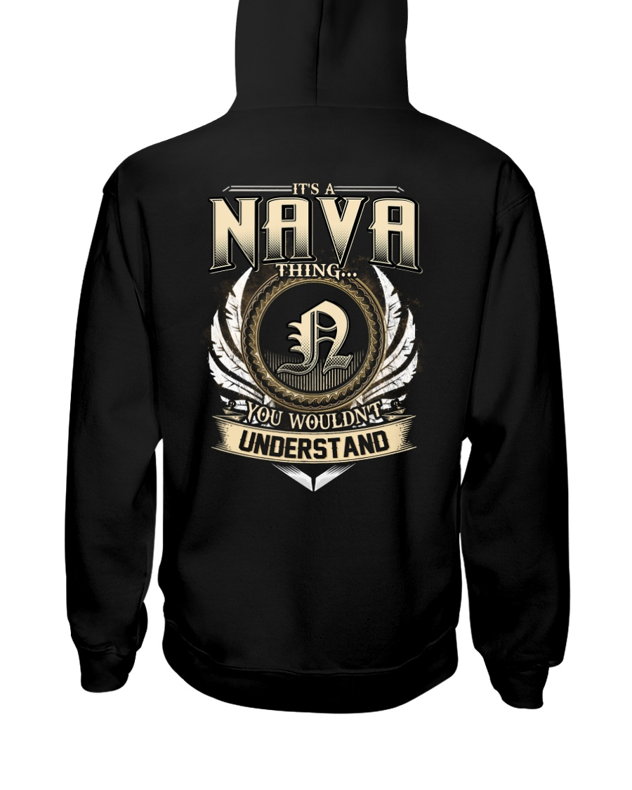 N-A-V-A X1 Hooded Sweatshirt