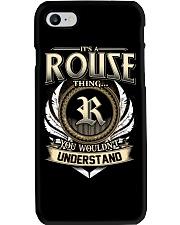 R-O-U-S-E X1 Phone Case thumbnail