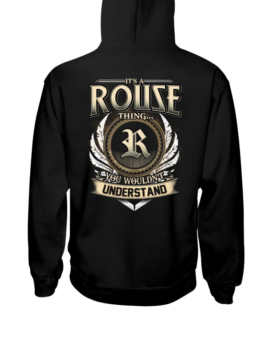 R-O-U-S-E X1 Hooded Sweatshirt