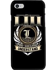 L-I-U k1 Phone Case thumbnail
