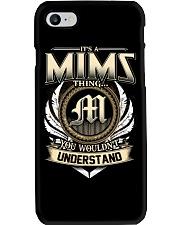 M-I-M-S X1 Phone Case thumbnail