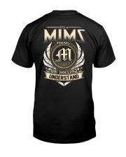 M-I-M-S X1 Classic T-Shirt thumbnail