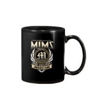 M-I-M-S X1 Mug thumbnail
