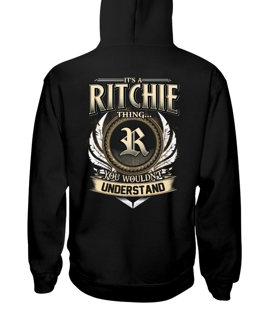 R-I-T-C-H-I-E X1 Hooded Sweatshirt