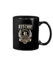 R-I-T-C-H-I-E X1 Mug thumbnail