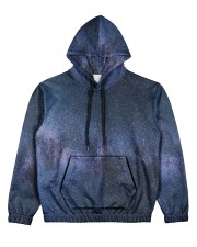 Night sky stars and galaxies Women's All Over Print Hoodie thumbnail