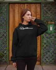 Righteous Juice WRLD SHIRT Hooded Sweatshirt apparel-hooded-sweatshirt-lifestyle-02