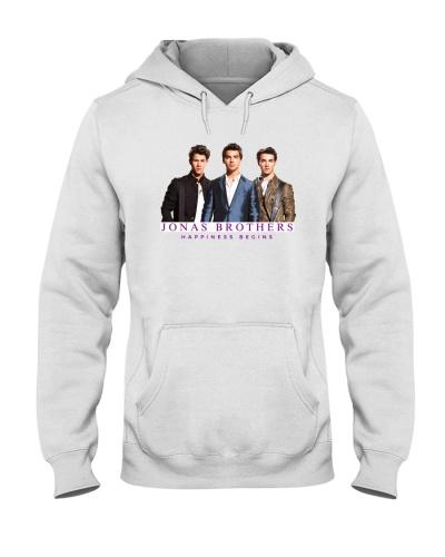 8e2741cbb Jonas Brothers Happiness Begins Shirts | TeeChip