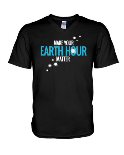 Earth Hour 2019 Shirt