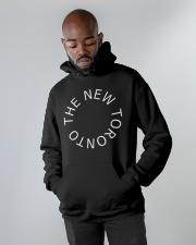 the new toronto 3 tory lanez T shirt Hooded Sweatshirt apparel-hooded-sweatshirt-lifestyle-front-09
