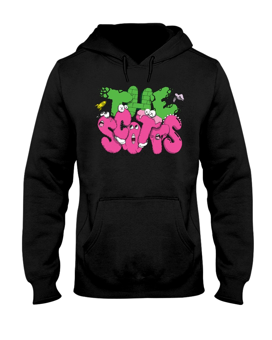 THE SCOTTS THE SCOTTS T SHIRT Hooded Sweatshirt