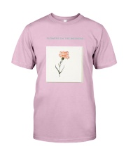 Flowers On The Weekend Asher Roth T shirt Classic T-Shirt thumbnail