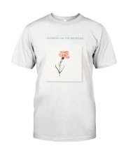Flowers On The Weekend Asher Roth T shirt Premium Fit Mens Tee thumbnail