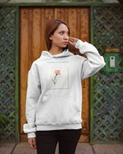 Flowers On The Weekend Asher Roth T shirt Hooded Sweatshirt apparel-hooded-sweatshirt-lifestyle-02