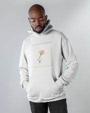 Flowers On The Weekend Asher Roth T shirt Hooded Sweatshirt apparel-hooded-sweatshirt-lifestyle-front-09