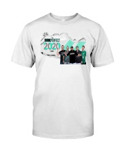 the dude perfect 2020 tour T shirt Premium Fit Mens Tee thumbnail