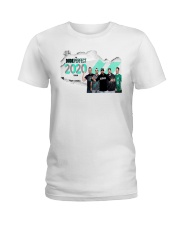 the dude perfect 2020 tour T shirt Ladies T-Shirt thumbnail