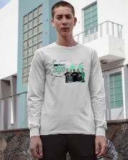 the dude perfect 2020 tour T shirt Long Sleeve Tee apparel-long-sleeve-tee-lifestyle-03