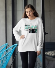 the dude perfect 2020 tour T shirt Long Sleeve Tee apparel-long-sleeve-tee-lifestyle-front-20