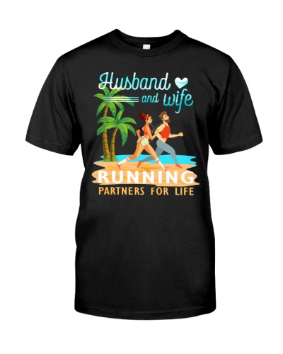 RUNNING - HUSBAND AND WIFE  - LIMITED EDITION