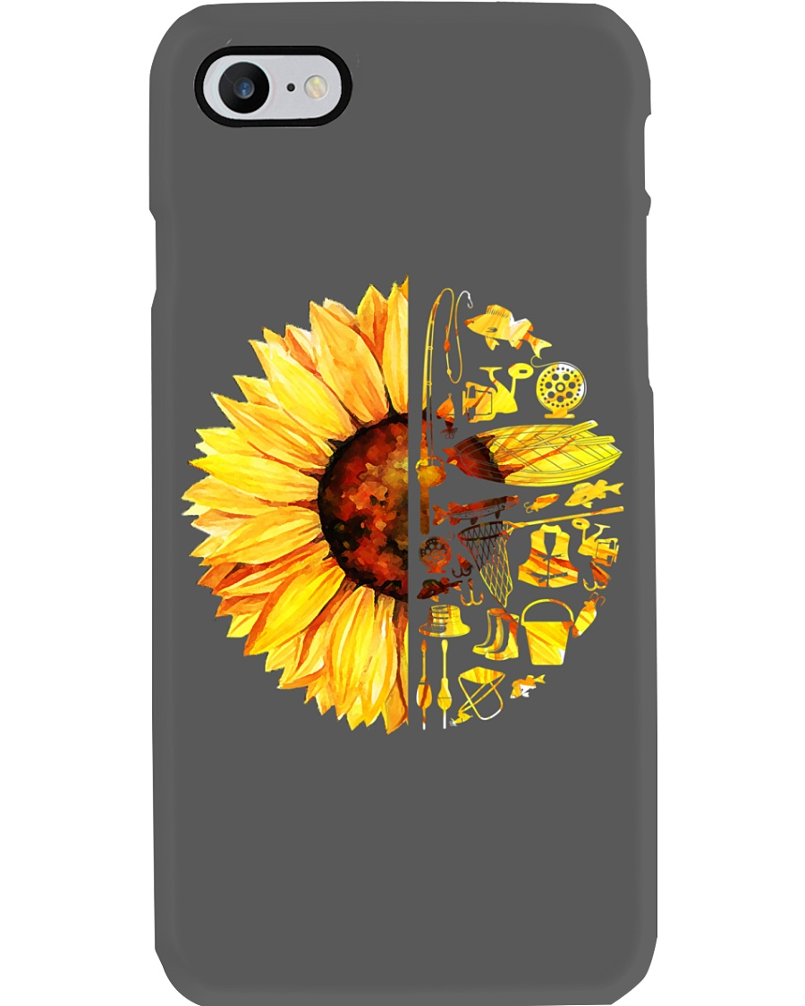 FISHING SUNFLOWER- LIMITED EDITION Phone Case