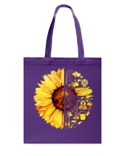 FISHING SUNFLOWER- LIMITED EDITION Tote Bag thumbnail