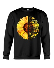 FISHING SUNFLOWER- LIMITED EDITION Crewneck Sweatshirt front