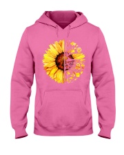 FISHING SUNFLOWER- LIMITED EDITION Hooded Sweatshirt front