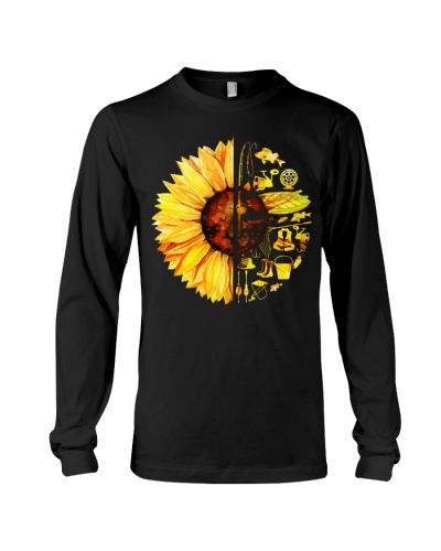 FISHING SUNFLOWER- LIMITED EDITION