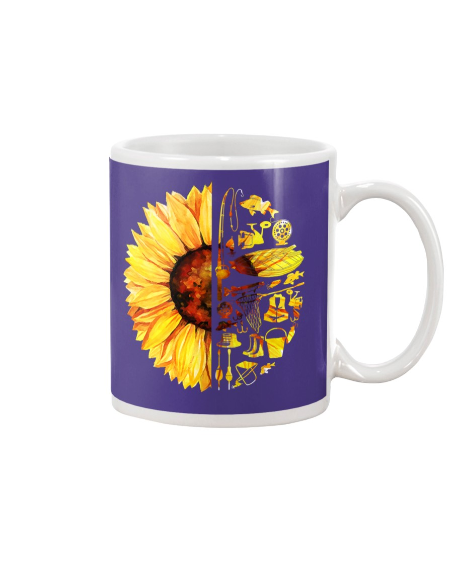 FISHING SUNFLOWER- LIMITED EDITION Mug