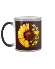 FISHING SUNFLOWER- LIMITED EDITION Color Changing Mug color-changing-left