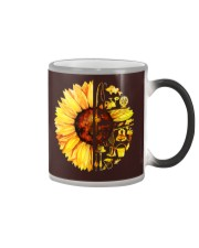 FISHING SUNFLOWER- LIMITED EDITION Color Changing Mug thumbnail