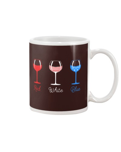 RED - WHITE - BLUE WINE - LIMITED EDITION