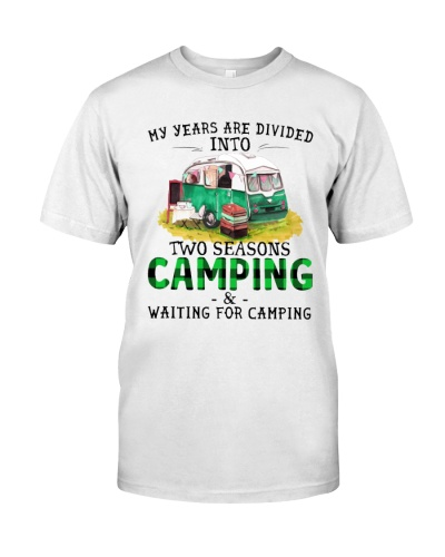 CAMPING - TWO SEASONS - LIMITED EDITION