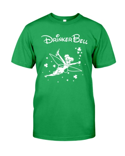 DRINKERBELL - PATRICK SHIRT - LIMITED EDITION